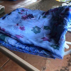 Carlisle scarf/wrap